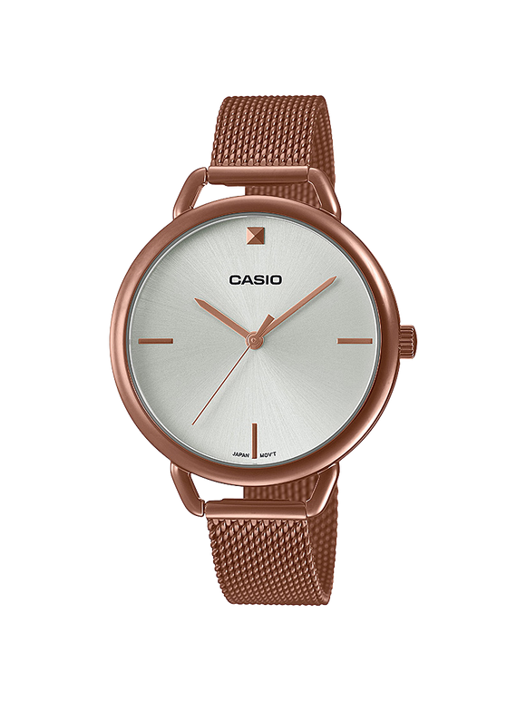Ladies Casio Watch LTPE415MR-7C