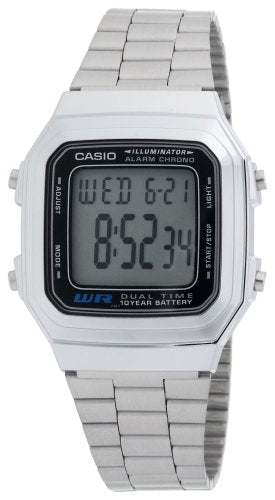 Gents Casio Watch A178WA-1A