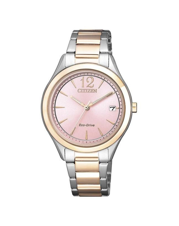 Ladies Citizen Eco-Drive Watch FE6126-80X