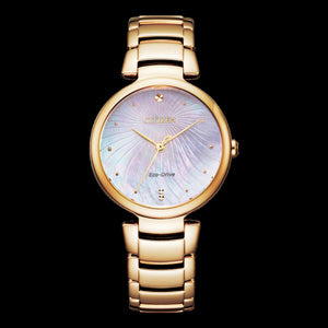 Ladies Citizen Eco-Drive Watch EM0853-81Y