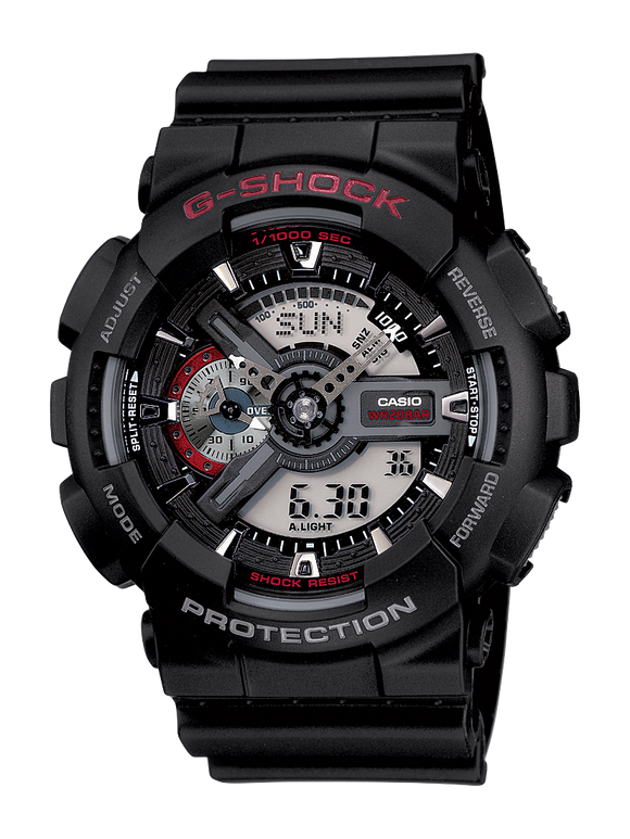 Gents Casio G-Shock Watch GA110-1A