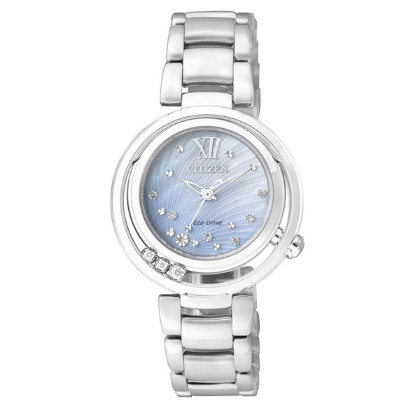 Ladies Citizen Eco-Drive Watch EM0321-56D