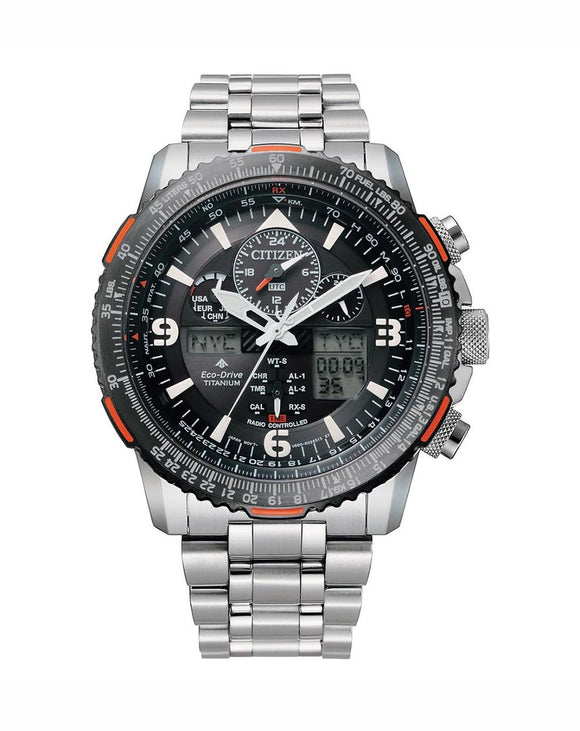 Gents Citizen Promaster Sky Watch JY8109-85E