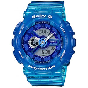 Ladies Casio Baby-G Watch BA110JM-2A
