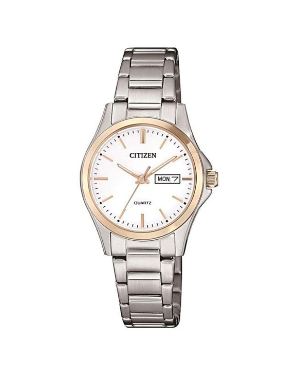 Ladies Citizen Quartz Watch EQ0596-87A