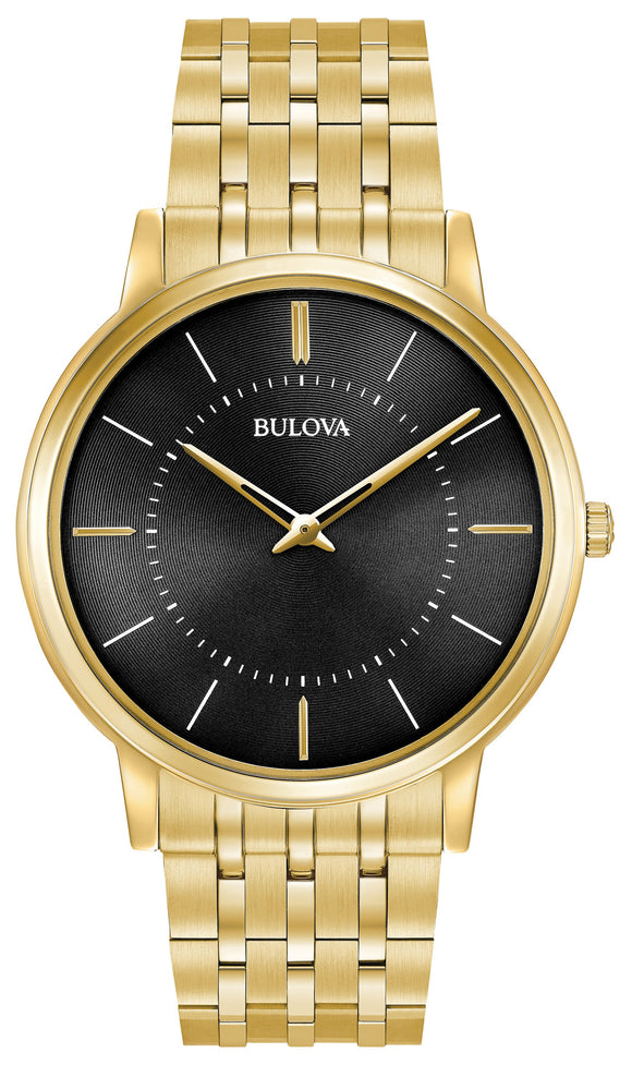 Gents Bulova Quartz Watch 97A127