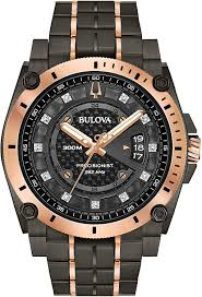 Gents Bulova Precisionist Watch 98D149