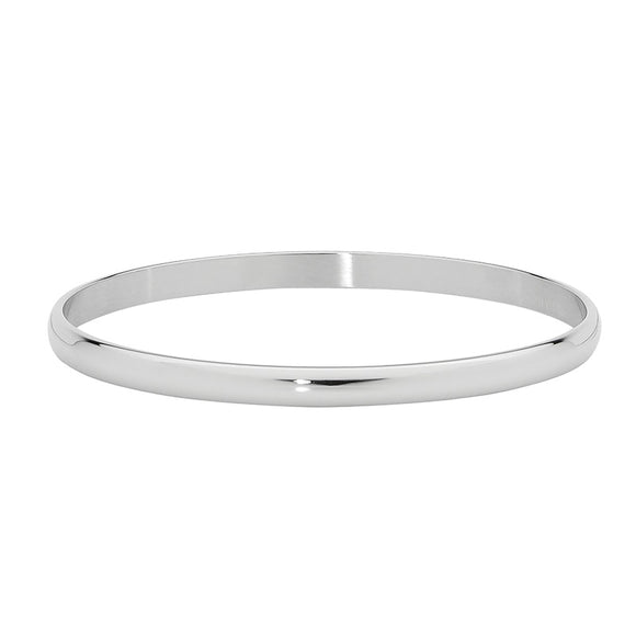 Ellani Steel Bangle SB110S-65