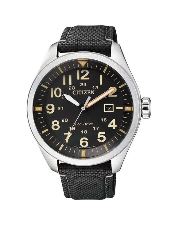 Gents Citizen Eco-Drive Watch AW5000-24E