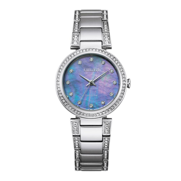 Ladies Citizen Eco-Drive Watch EM0840-59N