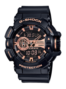 Gents Casio G-Shock Watch GA400GB-1A4
