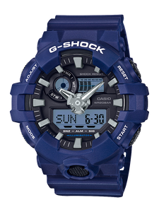 Gents Casio G-Shock Watch   GA700-2A
