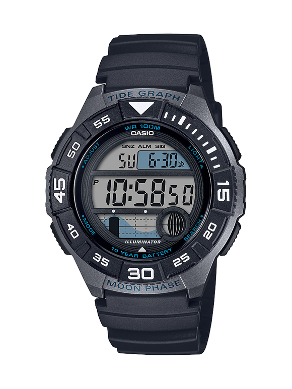Gents Casio Watch WS1100H-1A