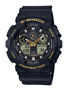 Gents Casio G-Shock Watch GA100GBX-1A9