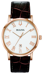 Gents Bulova Quartz Watch 97B184