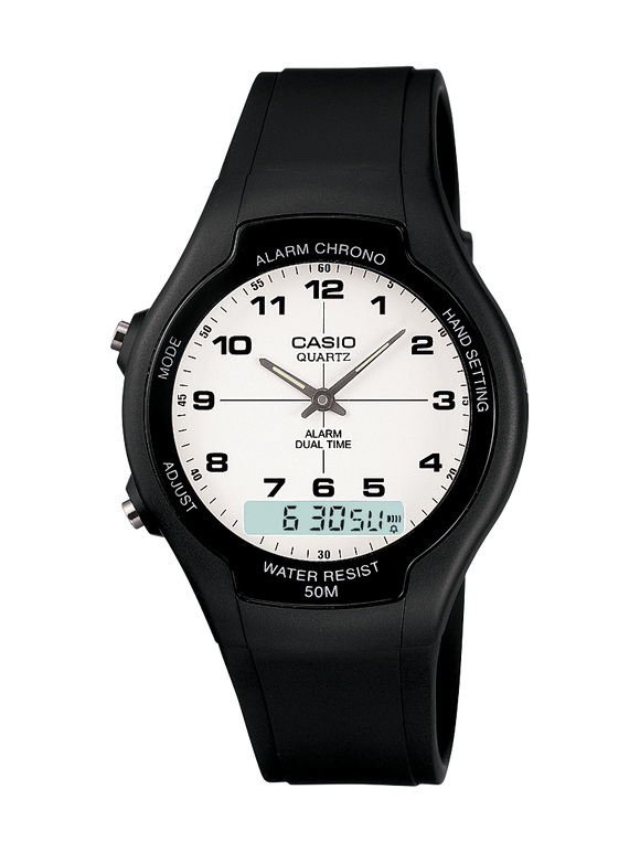 Gents Casio Watch AW90H-7B