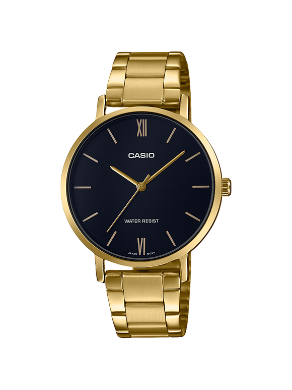 Ladies Casio Watch LTPVT01G-1B