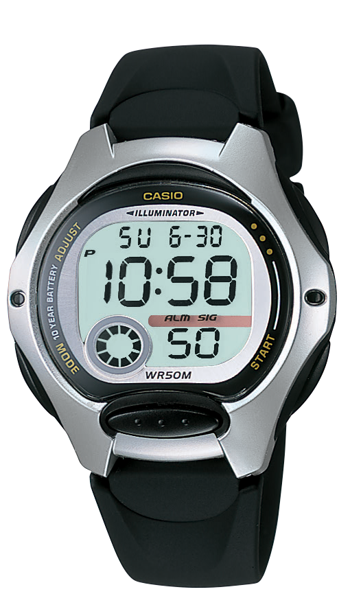 Youth Casio Watch LW200-1A