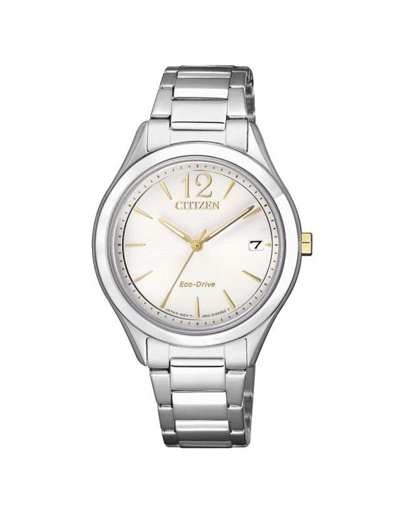 Ladies Citizen Eco-Drive Watch FE6124-85A