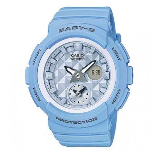 Ladies Casio Baby-G Watch BGA190BE-2A