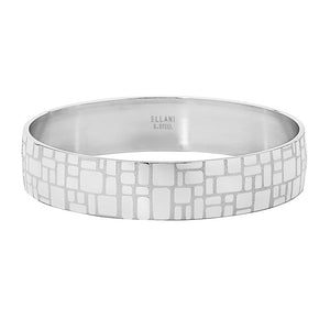 Ellani Steel Bangle SB115S-65