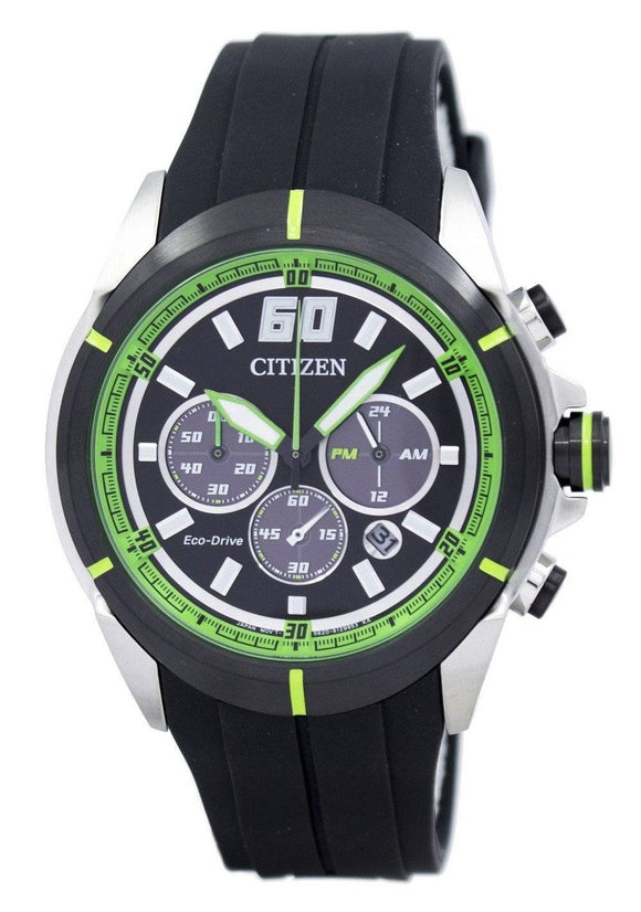 Gents Citizen Eco-Drive Watch CA4104-05E