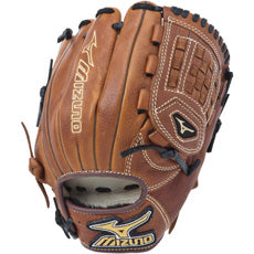 "New Mizuno MVP GMVP1151B1 Size-Glove 11.5"" Throws Left Baseball Copper Glove"
