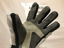Used Maverik Chill White Size 12 Lacrosse Gloves