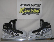 Used Size 3.5 D Reebok 2K Ice Hockey Goalie Skates