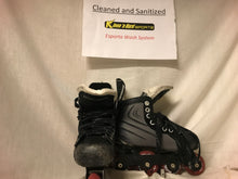 Used Bauer Roller Hockey Size 1 Skates