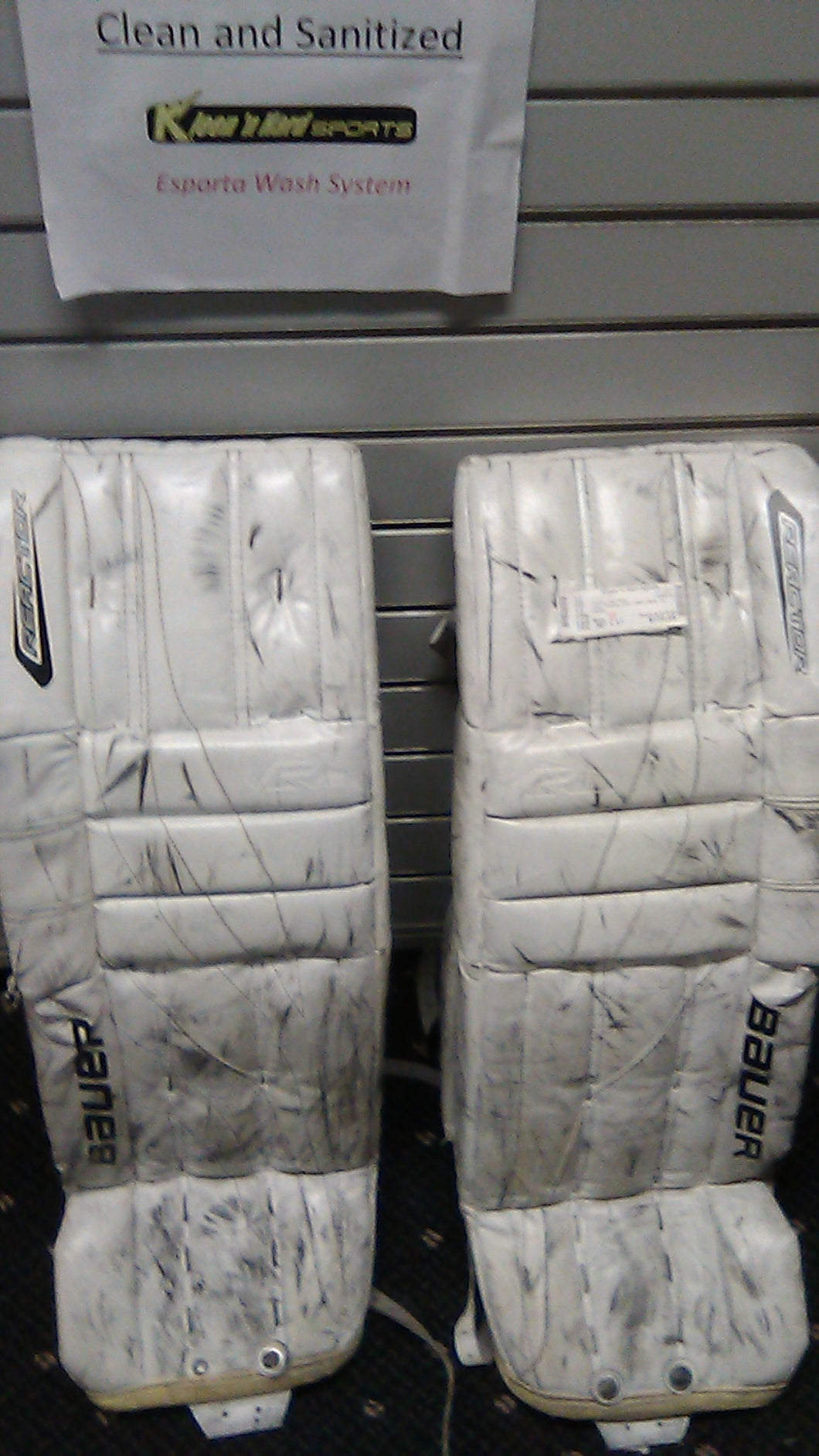Used Bauer Reactor 2000 Size 30