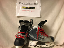 Used Bauer Vapor X:20 Size 2 D Ice Hockey Skates
