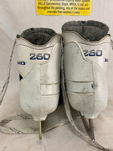 Used Koho 260 Size 8 D Ice Hockey Goalie Skates