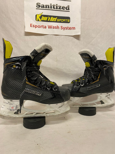 Used Bauer Supreme S27 Size 1.5 D Ice Hockey Skates
