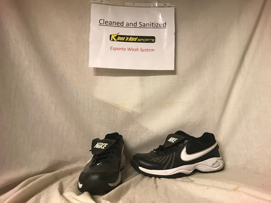 Used Nike Black Size 8.5 Baseball Cleats