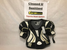 Used Reebok SC4 Size Youth L Hockey Shoulder Pads