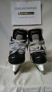 Used Bauer Supreme 180 Size 4 D Ice Hockey Skates
