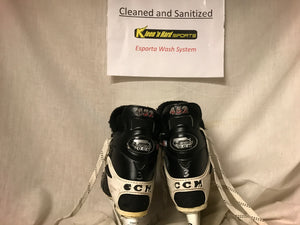Used CCM Tacks 452 Size 3 D Hockey Skates