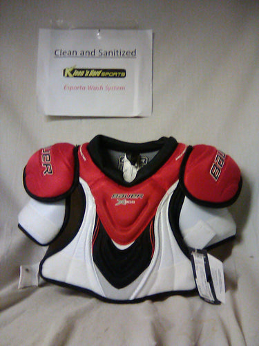 New Bauer Vapor X800 Size Jr S Ice Hockey Shoulder Pads