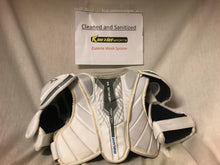 Used Bauer Nexus 1000 Size Jr M Men's Ice Hockey Shoulder Pads