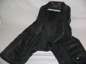 Used Bauer Supreme One60 Size Jr M Black Ice Hockey Pants
