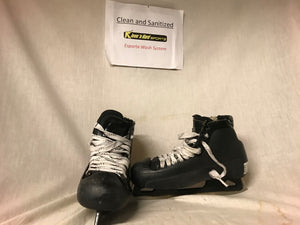Used Bauer Reactor 1000 Size 11 Ice Hockey Goalie Skates