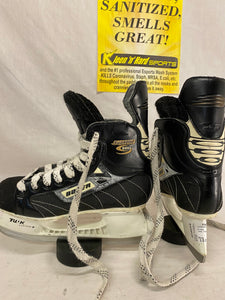 Used Bauer Supreme 2000 Size 3.5 D Ice Hockey Skates