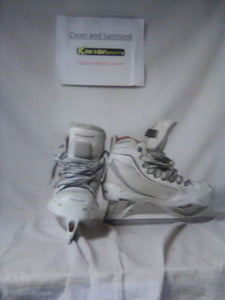 Used Bauer Supreme One80 Size 3.5 Ice Hockey Skates