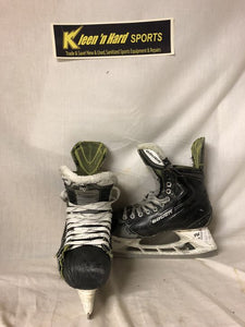 Bauer Used Vapor X100 Size 9 Ice Hockey Skates