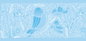 Christmas Cards - Bluebird