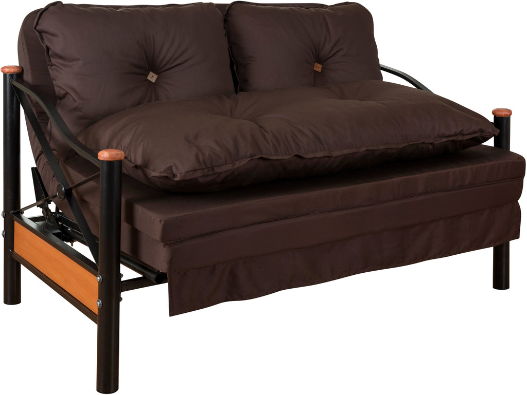 Futon Folk 2 Cpos  Chocolate