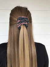 Load image into Gallery viewer, Stars & Stripes Scrunchie