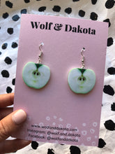 Load image into Gallery viewer, Apple earrings