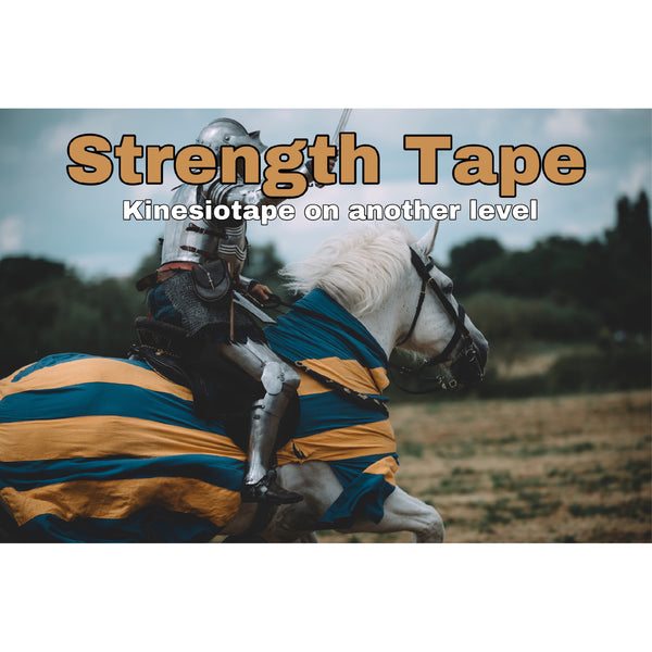 Bulk Roll Strength Tape - The 4ge